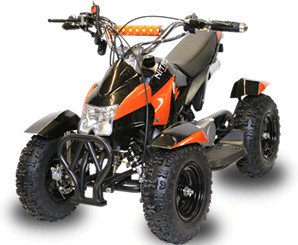 Nitro Motors Quad Cobra 6´´ 49 ccm + eStart