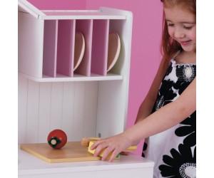 Buy Kidkraft Modern Country Kitchen Set 53222 From 163 151