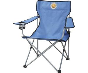 Silla de Camping Plegable Grand Canyon Director Acero