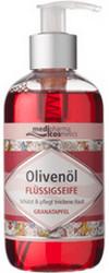 Medipharma Olivenöl Flüssigseife Granatapfel (2...