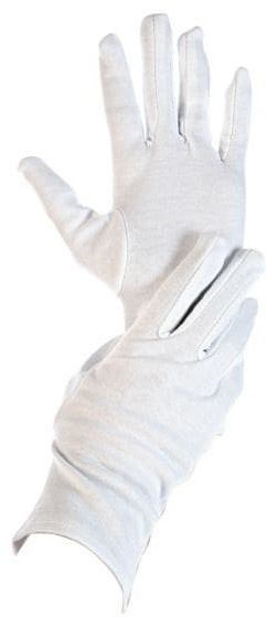 Hygostar Blanc Baumwolle weiß Gr. L (12 Stk.)