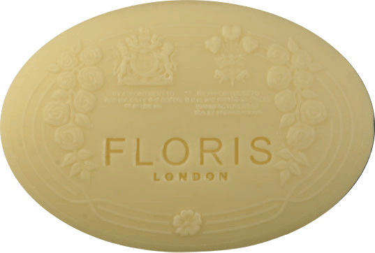 Floris White Rose Luxusseife (3 x 100 g)