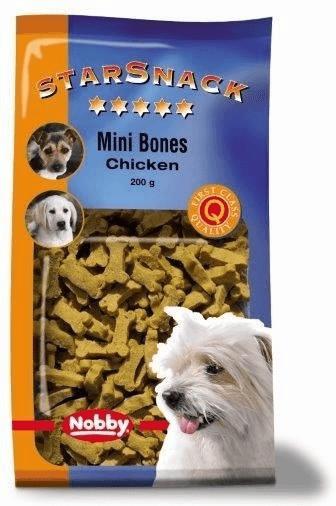 Nobby StarSnack Mini Bones Chicken (200 g)