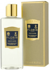 Floris White Rose Bath & Shower Gel (250 ml)