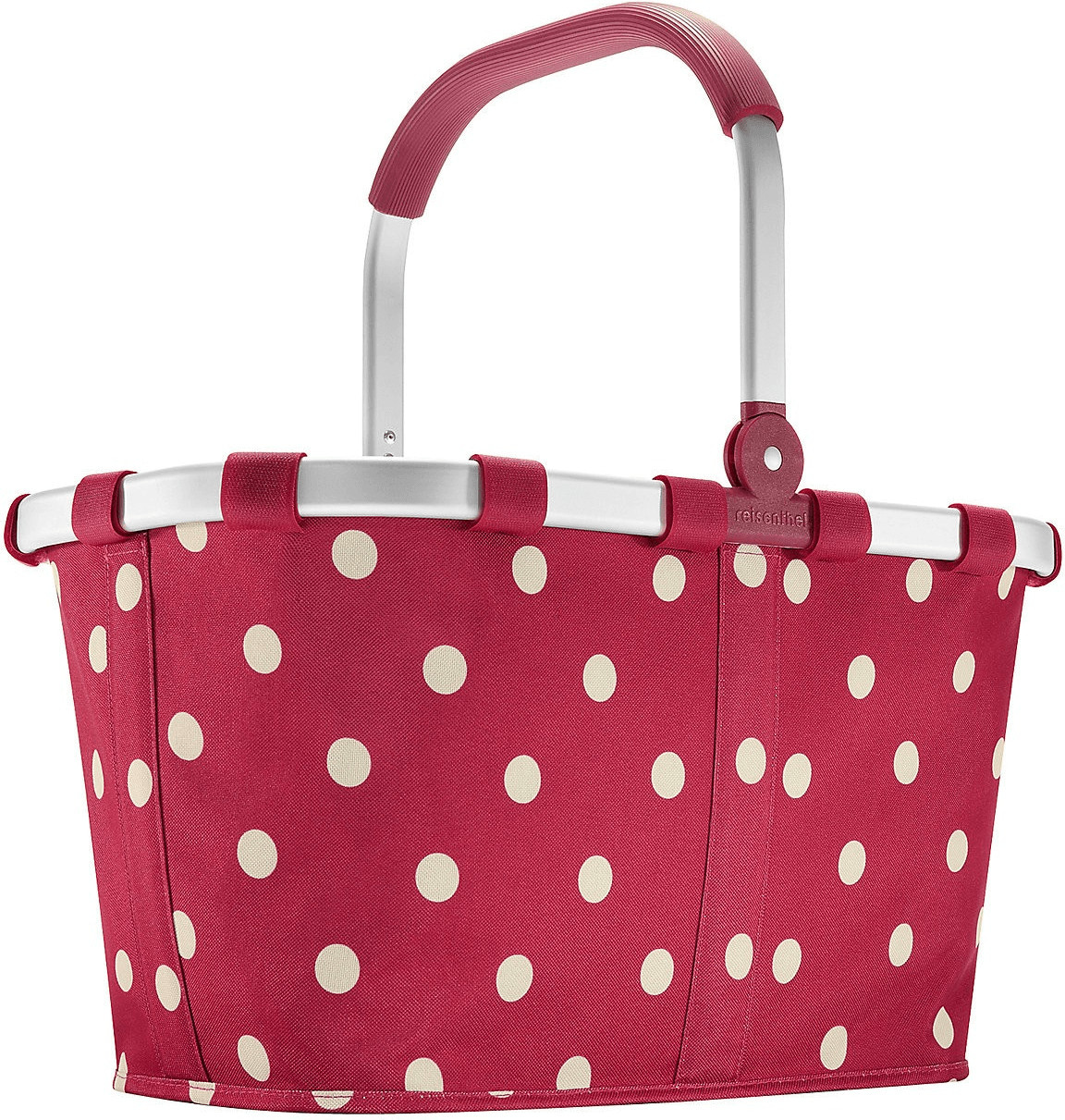 Reisenthel Carrybag ruby dots (BK3014)