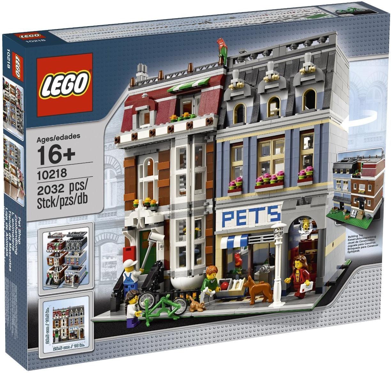 LEGO L'animalerie (10218)