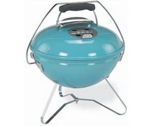 Weber Holzkohlegrill Smokey Joe : Weber smokey joe premium wedgewood blue ab u20ac 89 99 preisvergleich