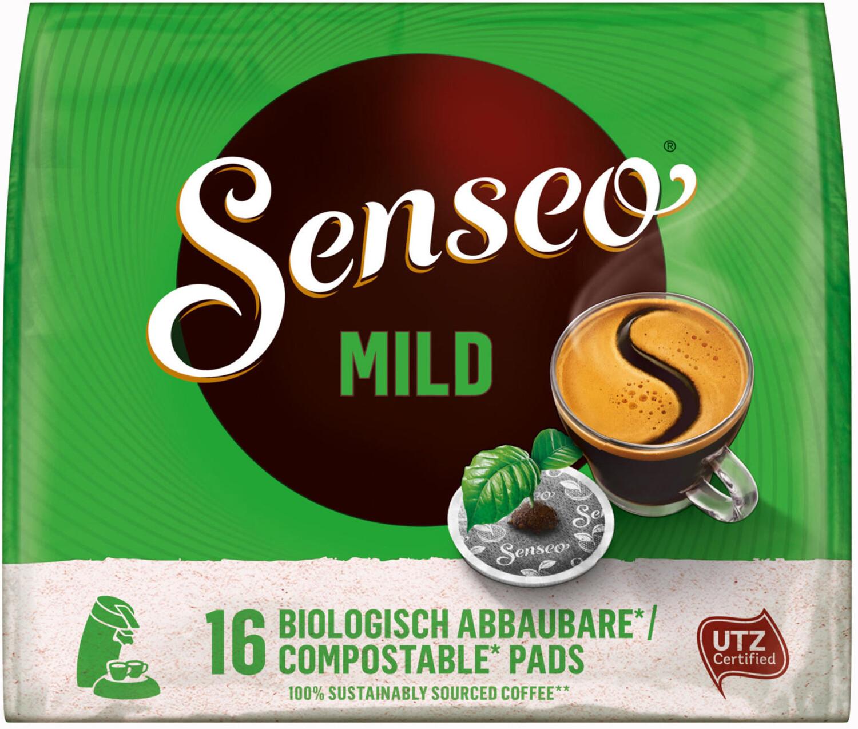 Douwe Egberts Senseo Mild (16 Port.)