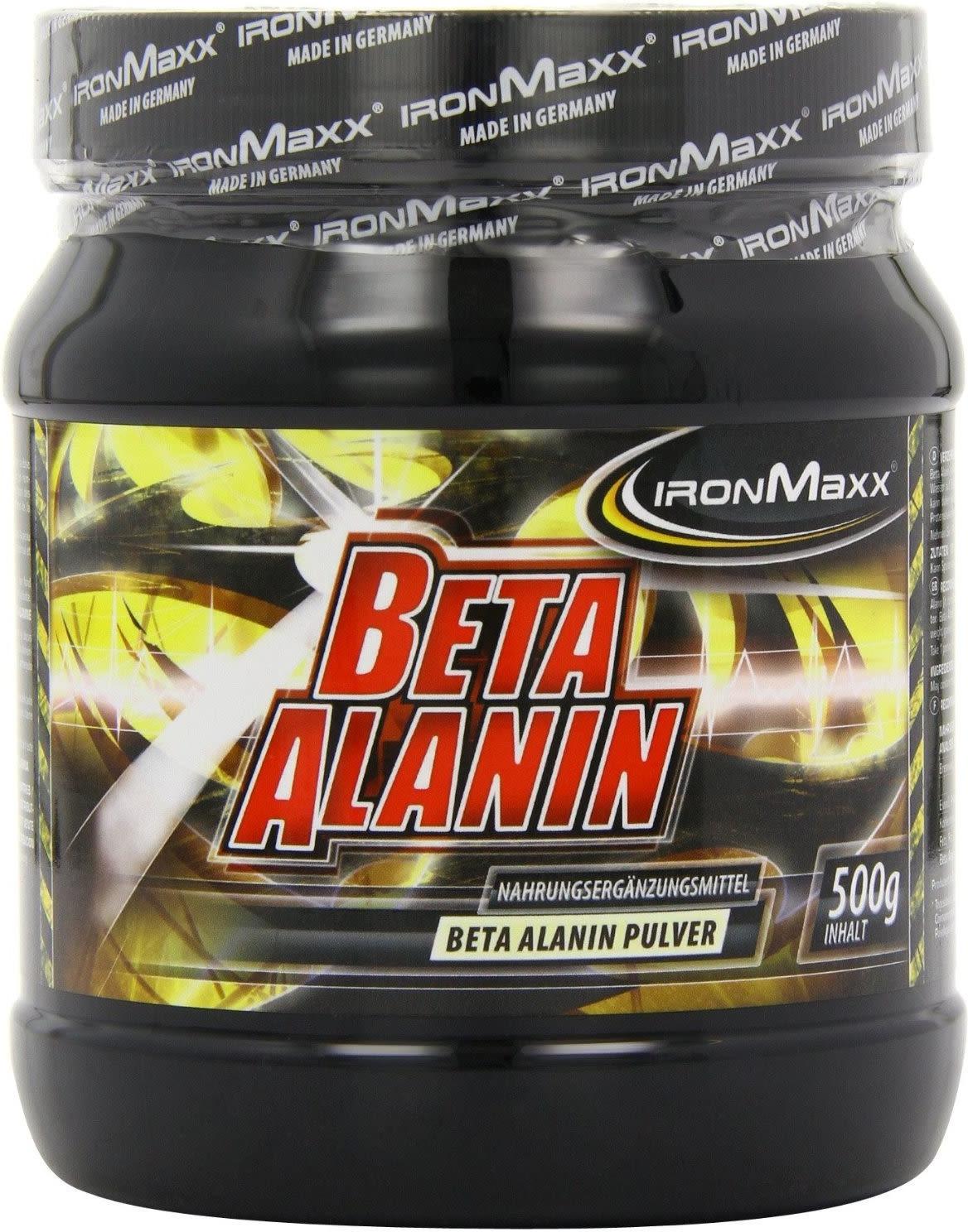 IronMaxx Beta Alanin 500g