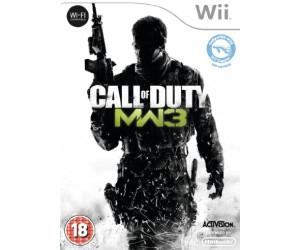 Buy Call Of Duty Modern Warfare 3 Wii From 9 50 Today Best