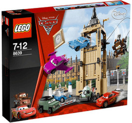 LEGO Cars - Big Bentley (8639)
