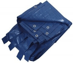 Ribitech Cobertor para piscina rectangular 6 x 10 m