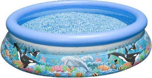 Intex Easy-Set Ocean Reef 305 x 76 cm