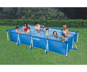 intex pools frame pool family 450 x 220 x 84 cm ohne zubeh r 28273 ab 129 00. Black Bedroom Furniture Sets. Home Design Ideas