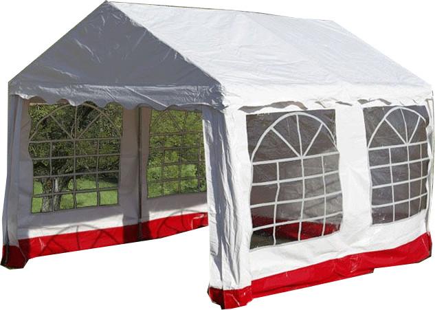 Dilego Pavillon 3 x 4 m + 6 Seitenteile