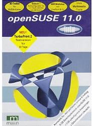 Novell openSUSE 11 vorkorn (DE)