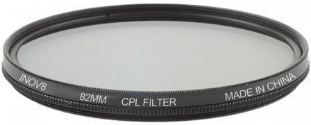 Image of Inov8 Circular Polarising 82mm Filter