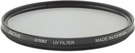 Image of Inov8 UV Multi-Coated Filter 67mm