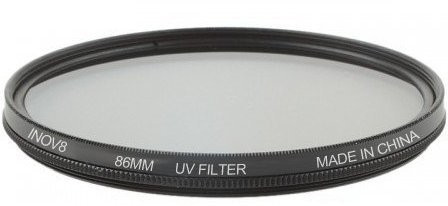 Image of Inov8 UV Multi-Coated Filter 86mm