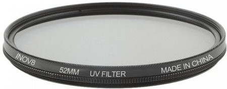 Image of Inov8 UV Filter 52mm