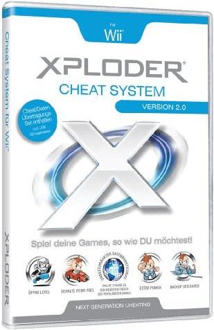 Xploder Wii Cheat System