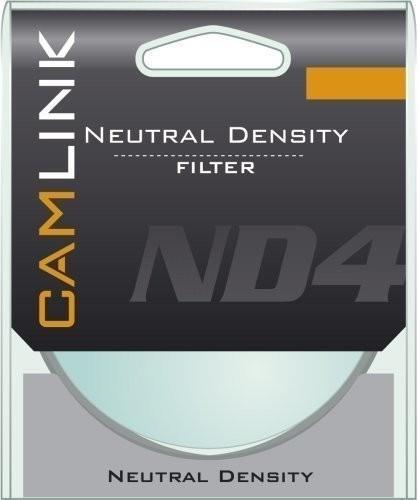 Image of Camlink 62mm ND4 Filter
