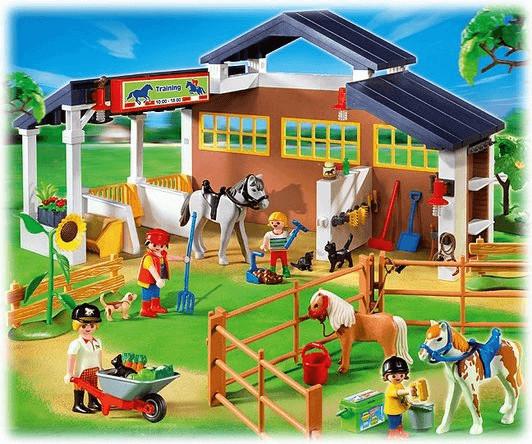 Ergebnisse zu playmobil florales - Pferde playmobil ...
