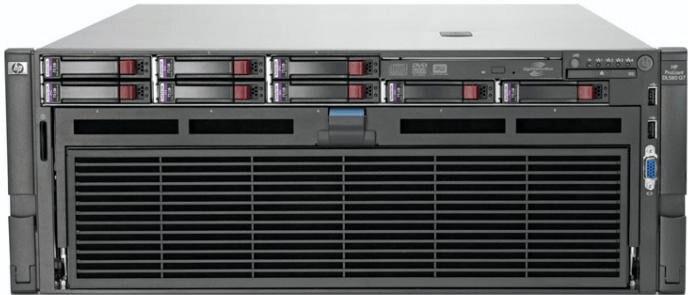 Hewlett-Packard HP ProLiant DL580 G7 (643066-421)
