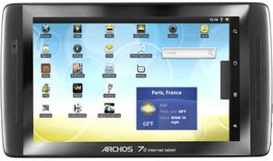 Image of Archos 70 Internet Tablet