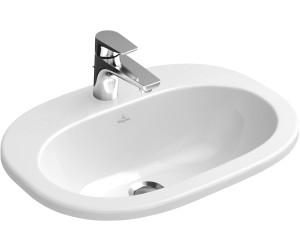 56,5 x 36,5 cm 1 vasque KERAMIK En c/éramique