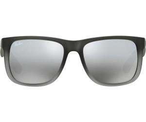 Ray Ban Justin RB4165 85288 (rubber grey transparentgray