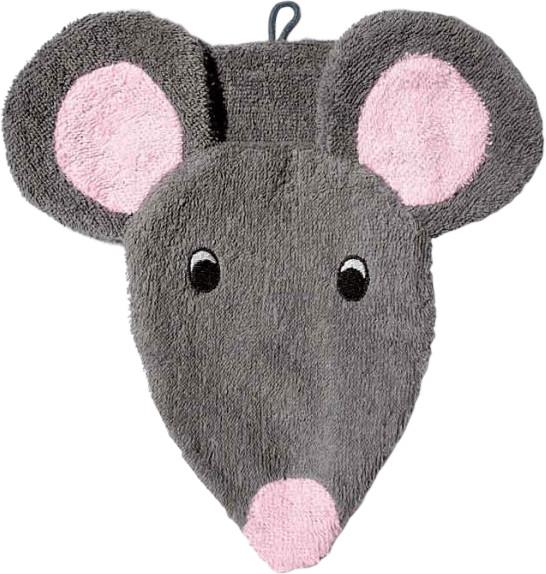 Fürnis Waschlappen Maus groß