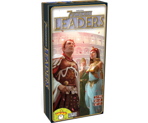 Image of Asmodée 7 Wonders - Leaders