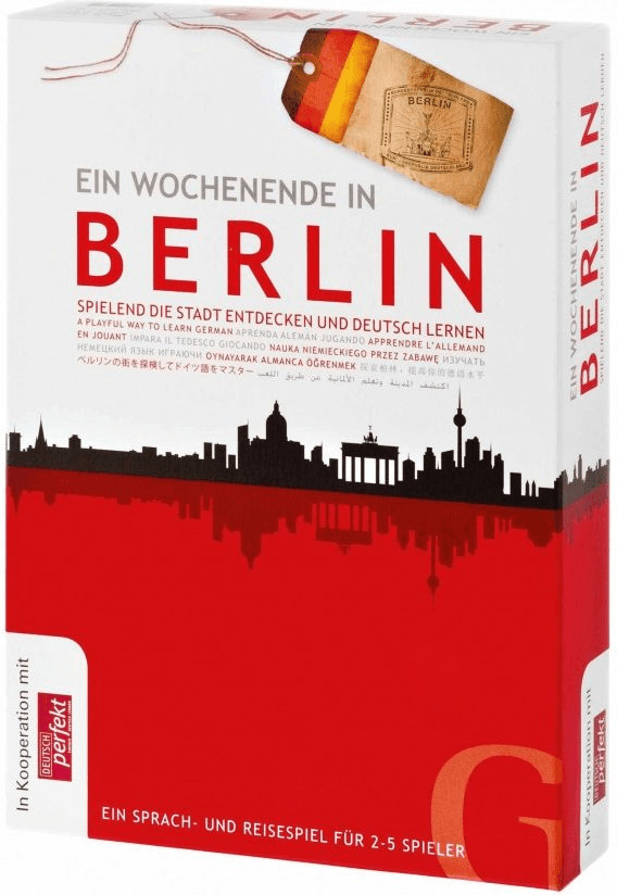 Grubbe Media Ein Wochenende in Berlin