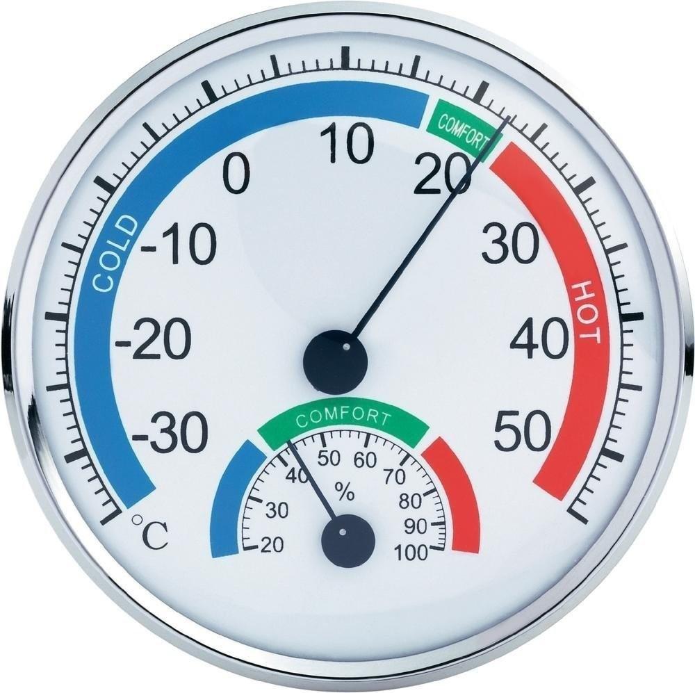 Conrad Thermo-/ Hygrometer Analog
