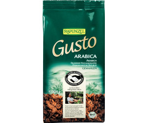 Rapunzel Gusto Arabica Ground 500g