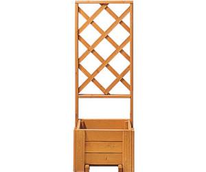gaspo blumenkasten mit spalier wachau 50 133 ab 63 31 preisvergleich bei. Black Bedroom Furniture Sets. Home Design Ideas