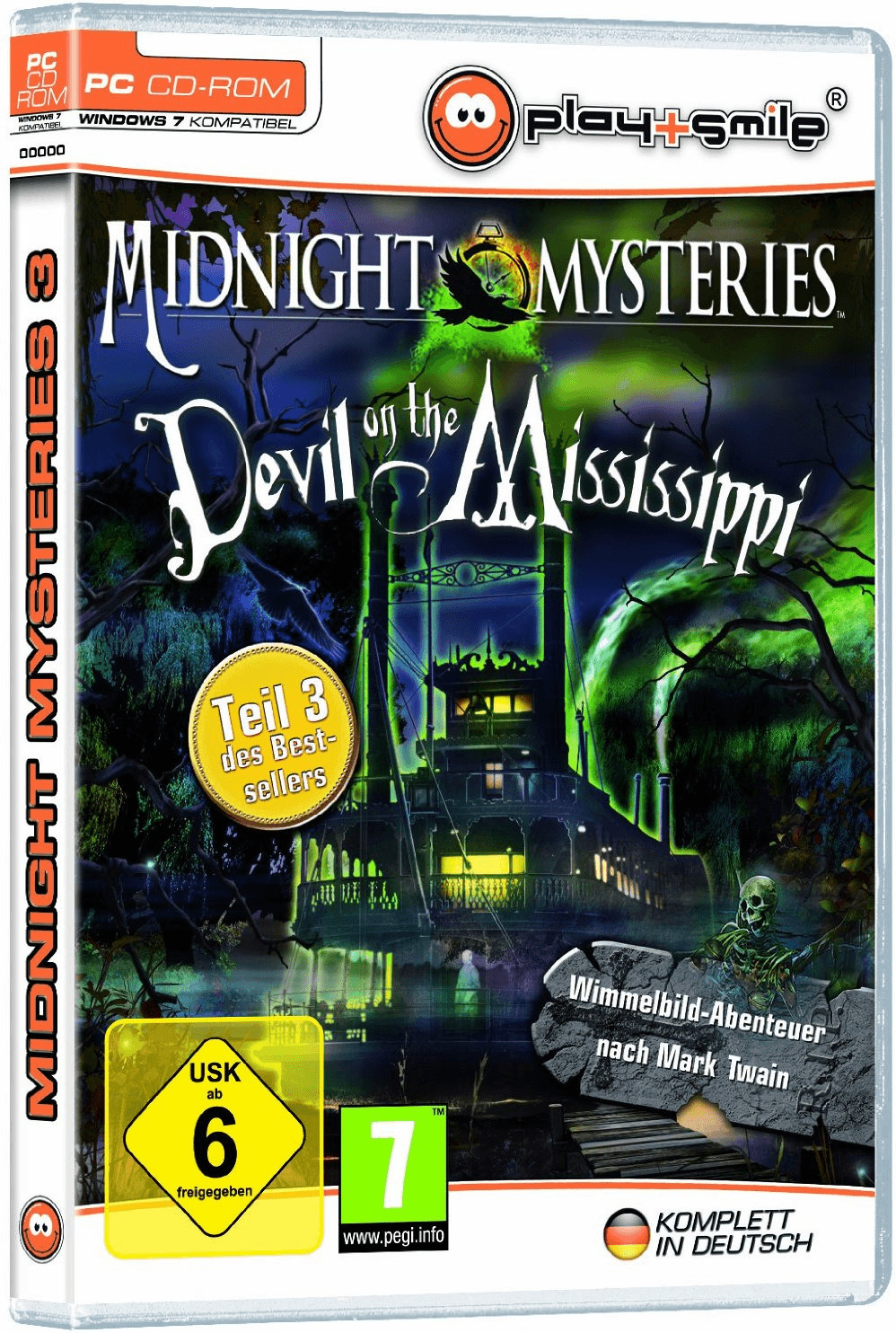 Midnight Mysteries: Devil on the Mississippi (PC)