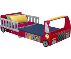 Feuerwehrbett Doppelbett Etagenbett : Kidkraft kleinkind feuerwehrbett ab u ac preisvergleich bei