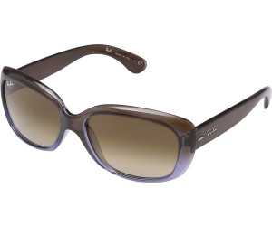 17768444d0b Ray-Ban Jackie Ohh RB4101 860 51 (brown gradient crystal chocolate gradient