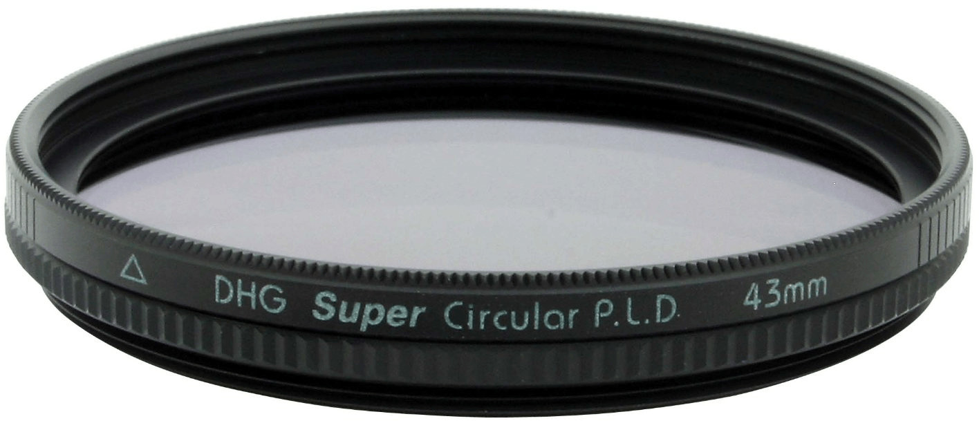 Image of Marumi 43mm DHG Super Circular Polarising Filter