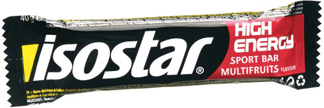 Isostar High Energy Sport Bar