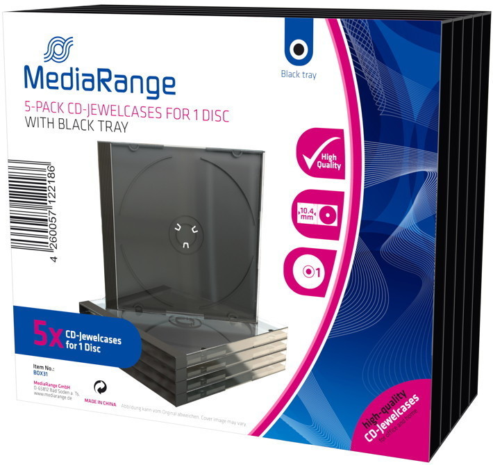 Image of MediaRange BOX31