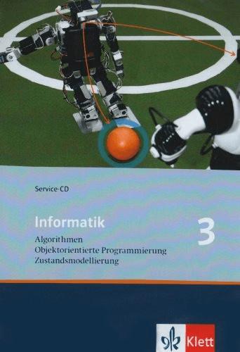 Klett Verlag Informatik 3 Service-CD - Algorith...
