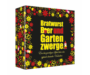 Bratwurst, Bier und Gartenzwerge