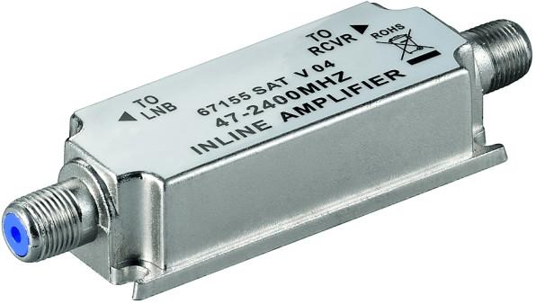 Wentronic 67155 SAT-Verstärker 20 dB