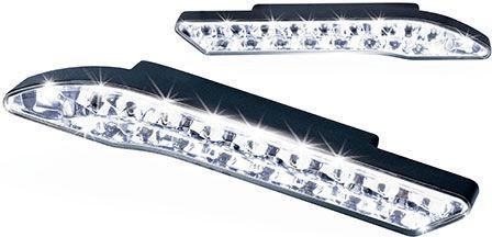 AEG LK 18 LED-Tagfahrlicht-Set mit Dimm-Funktion