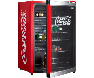 Kühlschrank Coca Cola : Husky kühlschrank highcube coca cola 115 l ab 285 99