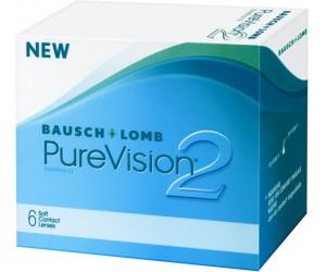 Bausch   Lomb PureVision 2 (6 lentilles) au meilleur prix sur idealo.fr 781d96e5c1e5