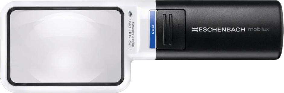 Image of Eschenbach mobilux LED 3,5x (10 dpt) 75x50mm